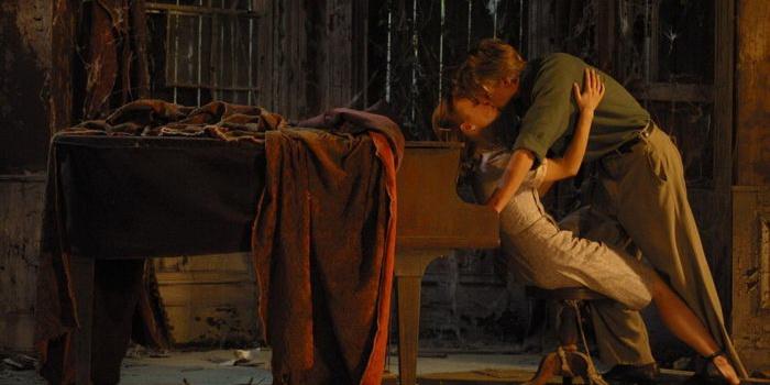 персонажи из фильма Дневник памяти (2004)