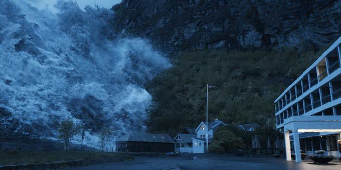 сцена из кино Волна (2015)