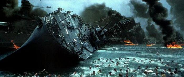кадр из фильма Перл-Харбор (2001)