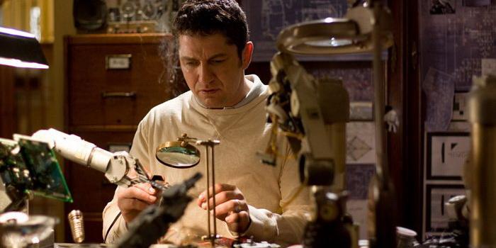 персонаж из фильма Законопослушный гражданин (2009)