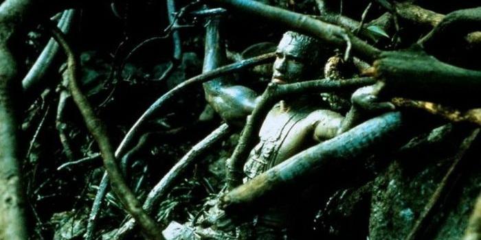 сцена из фильма Хищник (1987)
