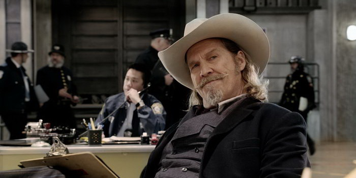 персонаж из фильма Призрачный патруль (2013)