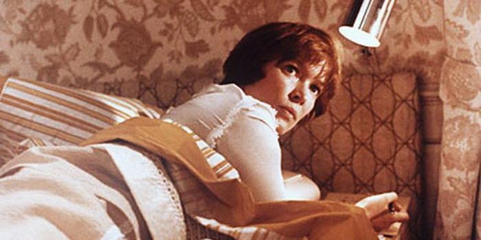 героиня из фильма Изгоняющий дьявола (1973)