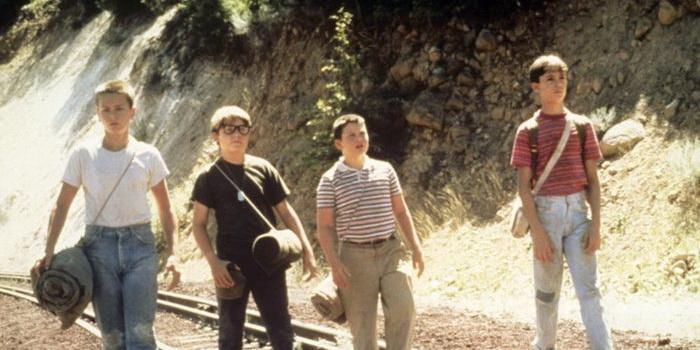 фильм Останься со мной (1986)