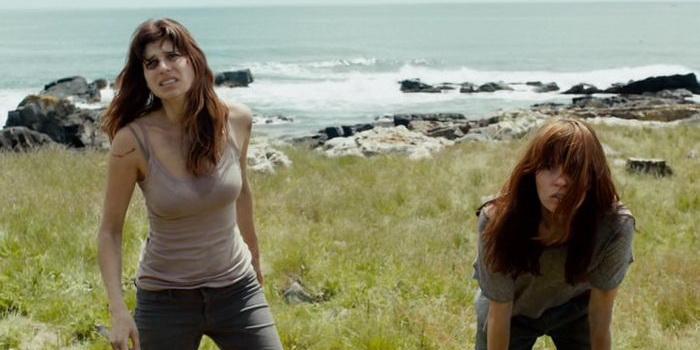 герои из фильма Остров смерти (2013)