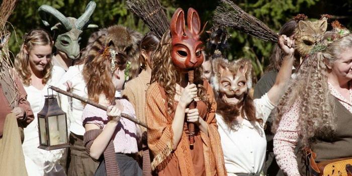 кадр из фильма Плетеный человек (2006)
