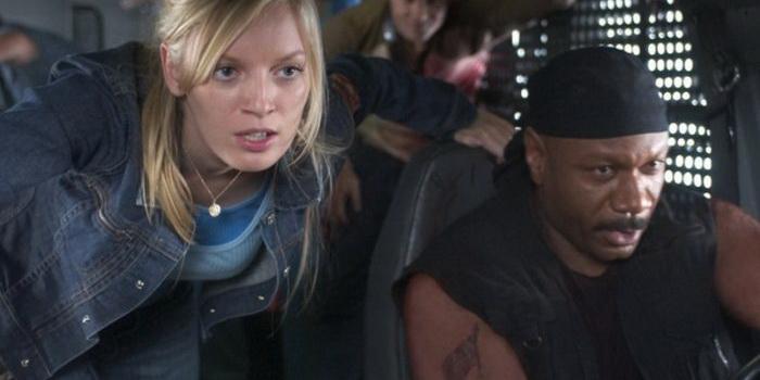персонажи из фильма Рассвет мертвецов (2004)