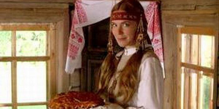 сцена из фильма Лесная царевна(2005)