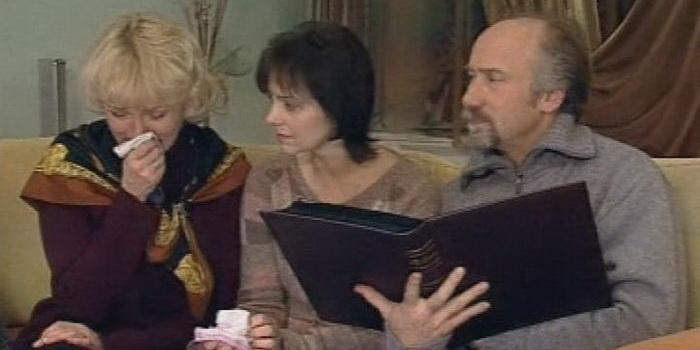 сцена из фильма Воскресенье в женской бане(2005)