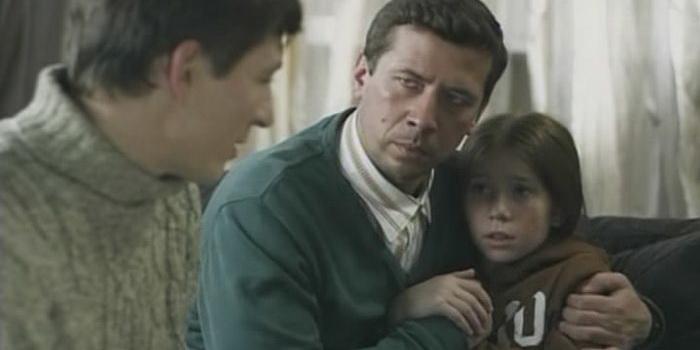 герои из фильма Дочь баяниста (2012)