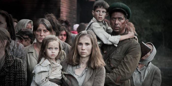 актеры из фильма Брестская крепость (2010)