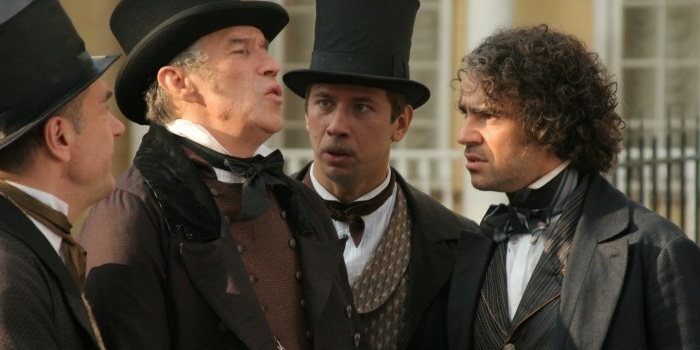 кадр из фильма Русская игра (2007)