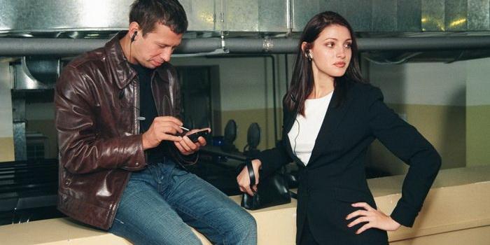 сцена из фильма Обратный отсчет (2006)