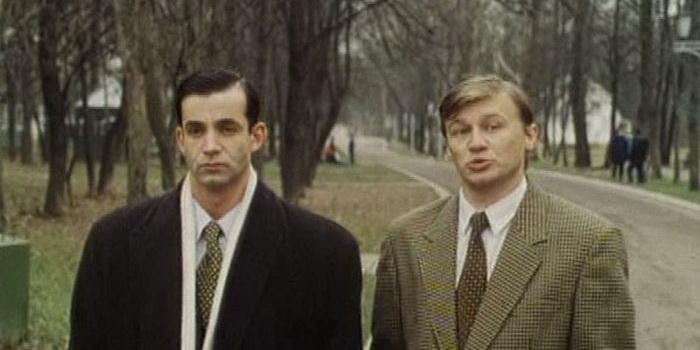 сцена из фильма Контракт со смертью (1998)