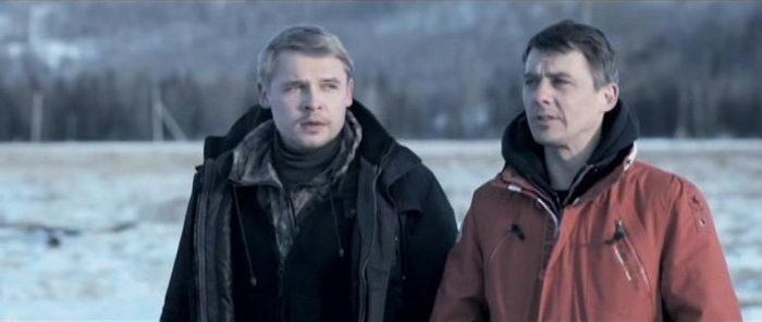 персонажи из фильма Булаг (2013)
