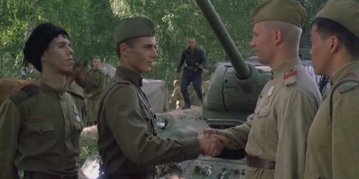 герои из фильма Звезда (2002)