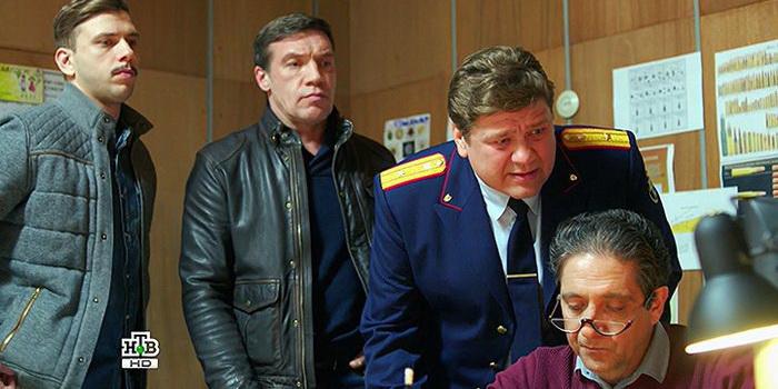 актеры из фильма Инспектор Купер (2012)