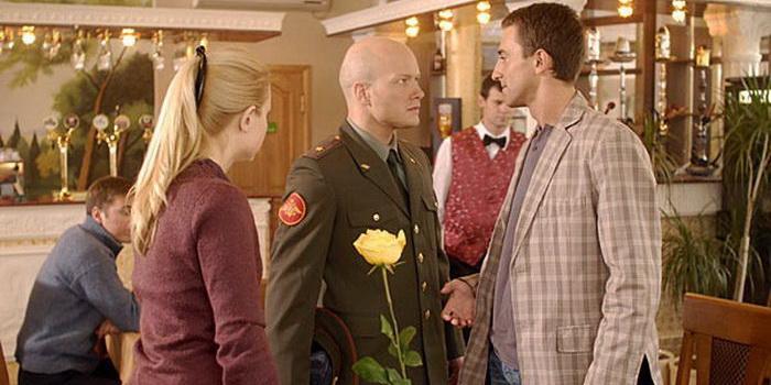персонажи из фильма Черчилль (2009)