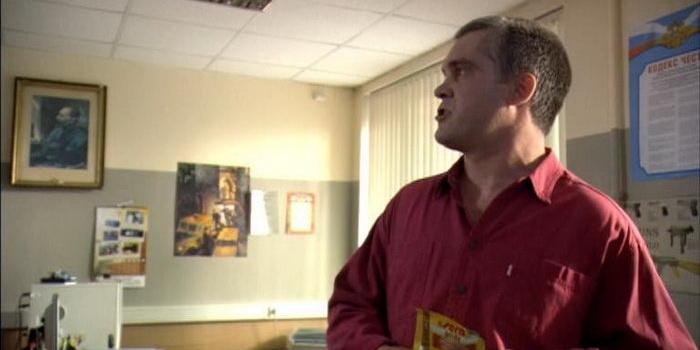 кадр из фильма Сивый мерин (2010)