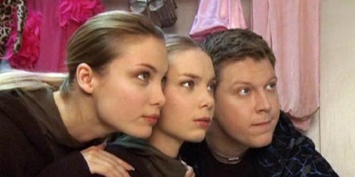 сцена из фильма Лапушки (2009)