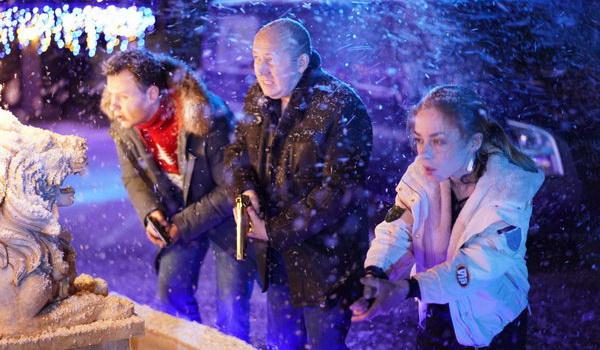 полицейский с рублевки новогодний беспредел 2 почему без петрова