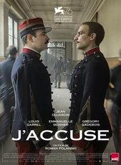 постер к фильму Офицер и шпион (2020)