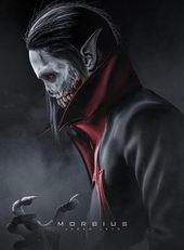 постер к фильму Морбиус, живой вампир (2020)