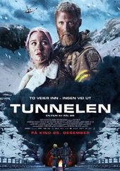 постер к фильму Туннель. Опасно для жизни (2020)
