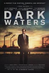 плакат к фильму Темные воды (2020)