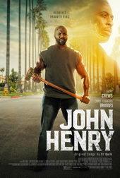 афиша к фильму Джон Генри (2020)