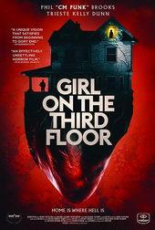 постер к фильму Девушка с третьего этажа (2020)