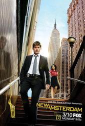 плакат к сериалу Бессмертный (2008)
