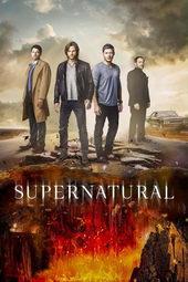 плакат к сериалу Сверхъестественное (2005)