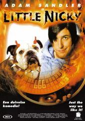 афиша к фильму Никки, дьявол – младший (2000)