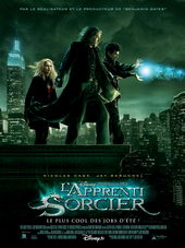 плакат к фильму Ученик чародея (2010)