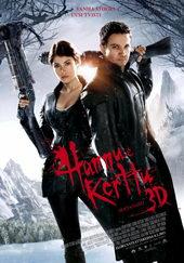 плакат к фильму Охотники на ведьм (2012)