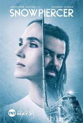 постер к сериалу Сквозь снег (2020)