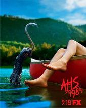постер к сериалу Американская история ужасов (2011)