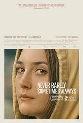 фильм Никогда, редко, иногда, всегда(2020)