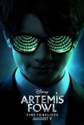 постер к фильму Артемис Фаул(2020)