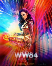 плакат к фильму Чудо-женщина: 1984(2020)