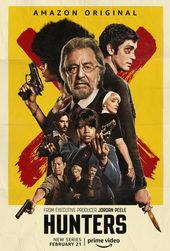 плакат к сериалу Охотники (2020)