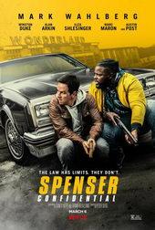 постер к фильму Правосудие Спенсера(2020)