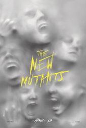 плакат к фильму Новые мутанты(2020)