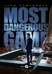 плакат к сериалу Самая опасная игра (2020)