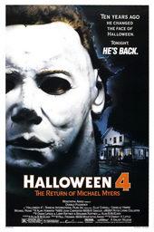 хэллоуин все фильмы по порядку