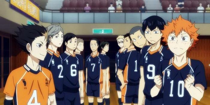 аниме волейбол 4 сезон когда выйдет