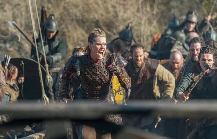 викинги 7 сезон когда выйдет