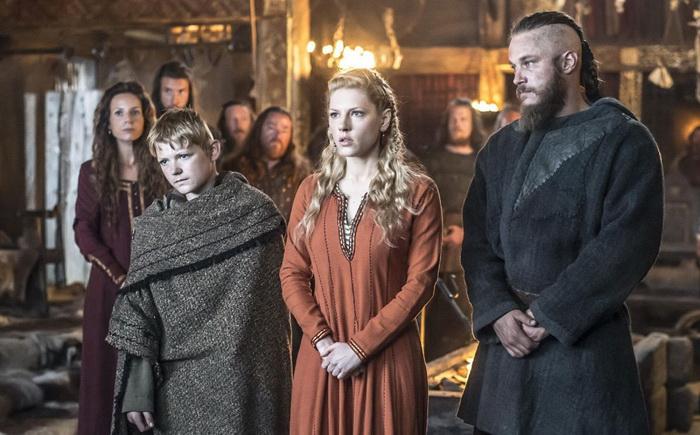 викинги сериал содержание серий